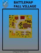 Map Fall Village