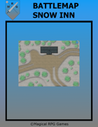 Battlemap Snow Inn