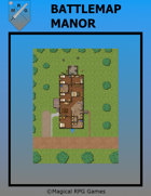 Battlemap Manor