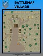 Battlemap Village