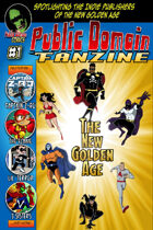 Public Domain Fanzine #1
