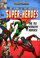 80 Years of the Greatest Super-Heroes #8