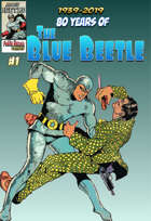 80 Years of the Blue Beetle #1