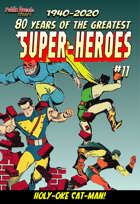 80 Years of the Greatest Super-Heroes #11