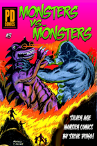 Monsters Vs. Monsters