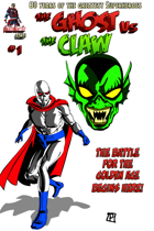 The Ghost Vs. The Claw #1