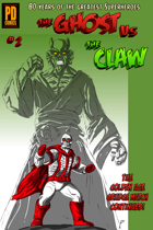 The Ghost Vs. The Claw #2