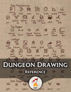 Dungeon Drawing Reference