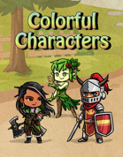 Colorful Characters - PDF Preview