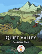 Quiet Valley - Sandbox Map