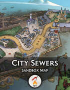 City Sewers - Sandbox Map