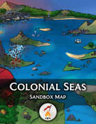 Colonial Seas - Sandbox Map