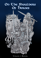 On the Shoulders of Heroes Campaign Setting 3.5e