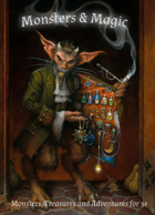 Monsters & Magic: The 5e Bestiary & Treasury