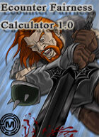 Encounter Fairness calculator