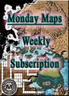 Munday Maps  [BUNDLE]