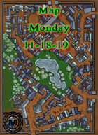 Monday Maps Weekly update 11/18/19