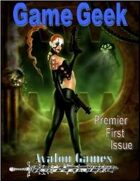 Game Geek Issue #1