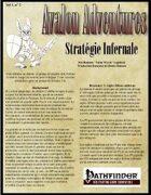 Avalon Adventures Vol 1, n° 2, Stratégie Infernale