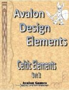 Avalon Design Elements, Celtic Set 2