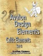 Avalon Design Elements, Celtic Set #4