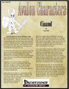 Avalon Characters Vol 1, Issue #8, Ciaand