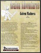 Avalon Adventures Vol 1, Issue #9 Golem Madness