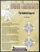 Avalon Characters Vol 1, Issue #9, The Rubbish Emperor