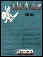 Avalon Adventures, Vol 2, Issue #6, Hidden Evil