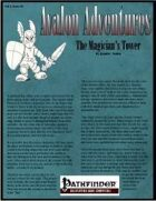 Avalon Adventures, Vol 2, Issue #8, The Magician's Tower