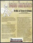 Avalon Characters Vol 1, Issue #2 Bridda, la Tueuse de démons