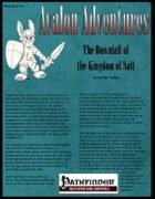 Avalon Adventures, Vol 2, Issue #12, The Downfall of the Kingdom of Salt