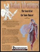 Avalon Adventures, Vol 3, Issue #1, Search for the Snow Dancer