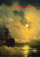Seas & Ocean Conditions & Encounters
