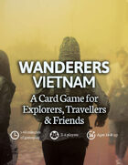 Wanderers: Card Game for Explorers, Travellers & Friends