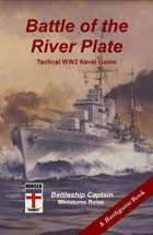 Battle of the River Plate, 2nd ed.