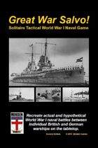 Great War Salvo! 2nd ed.