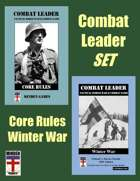 Combat Leader SET: Core Rules & Winter War