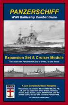 Panzerschiff Expansion & Cruiser Module Set
