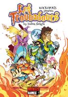 Rockopolis RPG: Les Troubadours - English