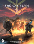 Freyja's Tears - an Epic Svilland Saga