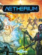 Aetherium RPG GM Screen