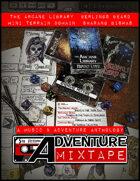 Adventure Mixtape: A Music & Adventure Anthology
