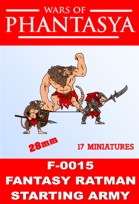 F-0015 - FANTASY RATMAN STARTING ARMY