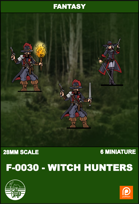 F-0030 - witch Hunters