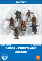 F-0032 - Frostland Zombie