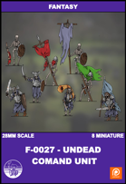 F-0027 - Undead Comand Unit