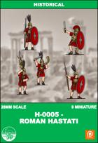 H-0005 - Roman Hastati