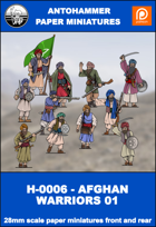 H-0006 - AFGHAN WARRIORS 01