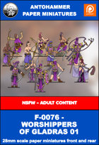 F-0076 - WORSHIPPERS OF GLADRAS 01